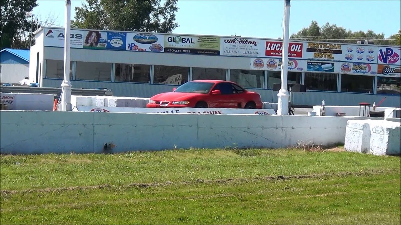 Twin-engine 1200 Horsepower Pontiac Grand Prix – Engine Swap