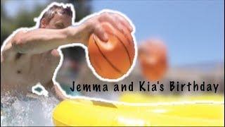 Jemma and Kai