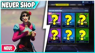 "💀 ""Muertos"" skins in the shop! 🛒 SHOP from TODAY: Glider, Pickaxe, Skins - Fortnite"