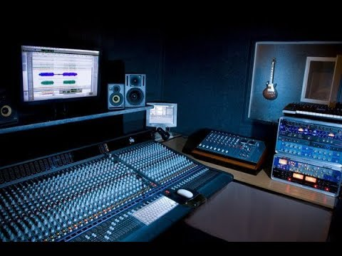 THE BEST MUSIC PRODUCTION STUDIO - KENYA