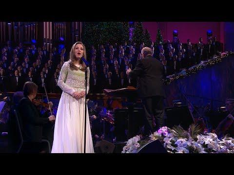 Do You Hear What I Hear? - Laura Osnes and the Mormon Tabernacle Choir