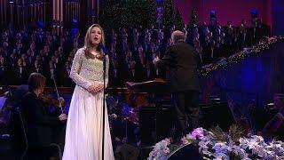 Do You Hear What I Hear Laura Osnes And The Mormon Tabernacle Choir