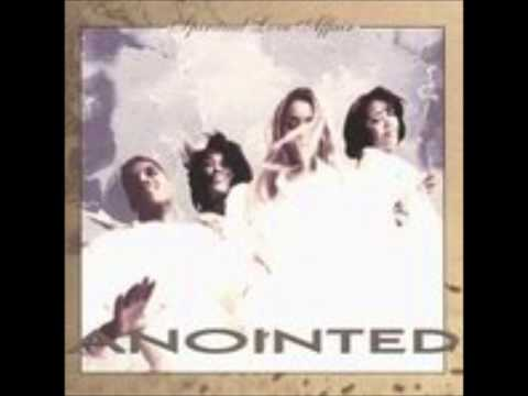 Anointed- Where Did The Love Go