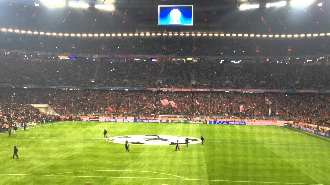Fc Arsenal Fc Bayern