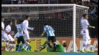 Argentina 3 Peru 1 (Relato Costa Febre) Eliminatorias Rumbo Brasil 2014 Los goles (11/10/2013)
