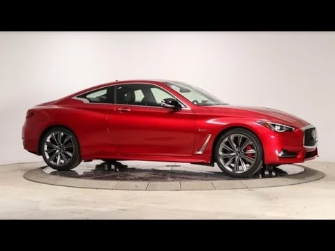 2019 Infiniti Q60 Red Sport 400 Walkaround and Review