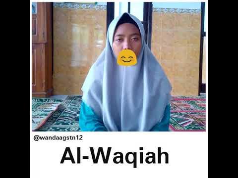 Wanda agustin Qs. Al waqiah
