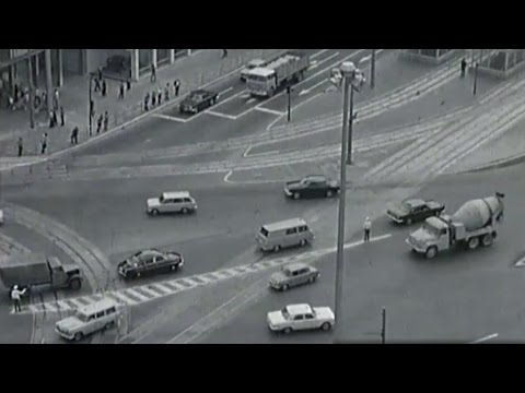 Bratislava - Otvorenie Trnavského mýta (1975)