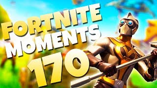 YOU NEED TO TRY THIS IMPULSE TRICK!! (GENIUS WAY TO BUILD) | Fortnite Daily & Funny Moments Ep. 170
