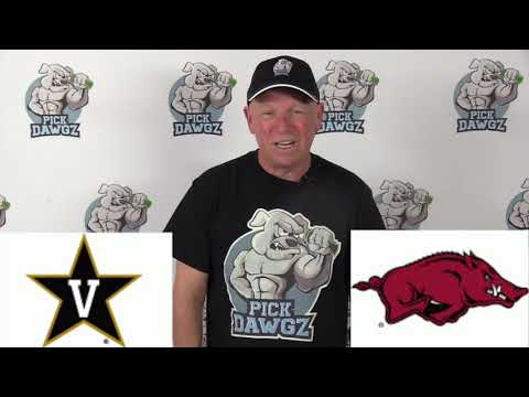 Arkansas vs Vanderbilt 3/11/20 Free College Basketball Pick and Prediction CBB Betting Tips