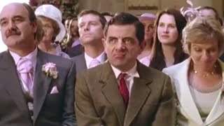 Download One Wedding and a Funeral | Funny Clip | Classic Mr Bean