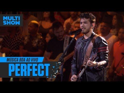 Gustavo Mioto  Perfect  Ed Sheeran  Música Boa Ao Vivo  Música Multishow