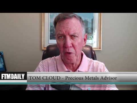 Tom Cloud's Precious Metals Market Update (04/12/17)