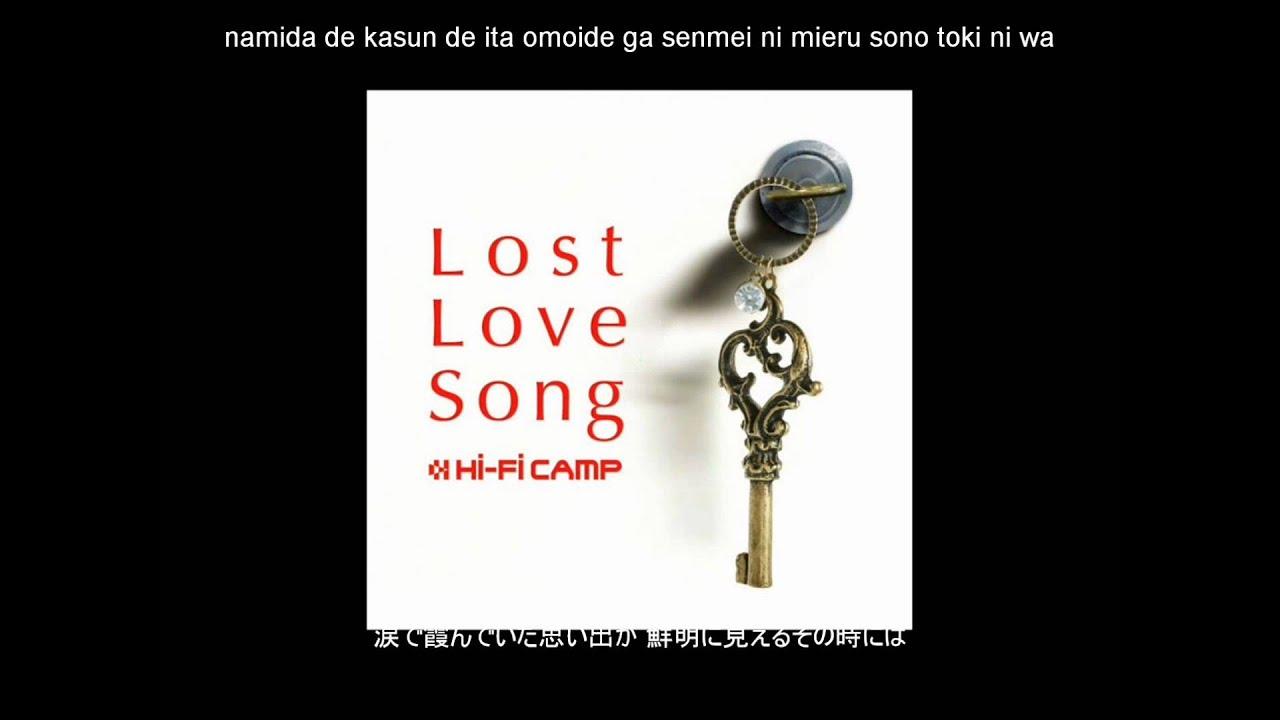 Lost love love songs