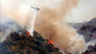 Incêndio na Califórnia ,  queda de prédio no Uruguai , febre maculosa  e outros presságios