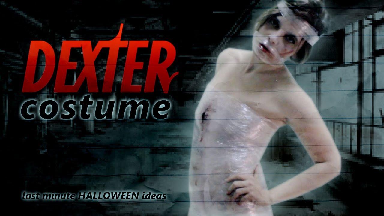 Dexter Victim Costume 31 Days Of Halloween Youtube