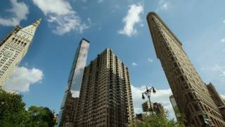 Нью Йорк в Ultra HD качестве 4К (New York in Ultra HD as 4K)