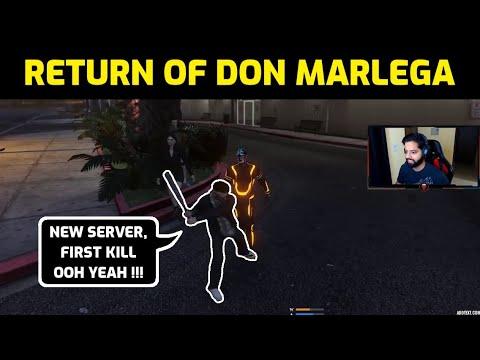 Return Of Don Marlega Ft. Rakazone Gaming | GTA V HIGHLIGHTS