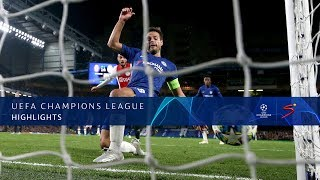 UEFA Champions League | Chelsea v Ajax Amsterdam | Highlights