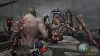 Resident Evil 4 PC - Krauser Mutated  - Part #20 [Final]