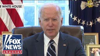 'The Five' slam Biden for ignoring reporter questions