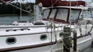 boat for sale 1978 44 csy walk over sloop 108 900