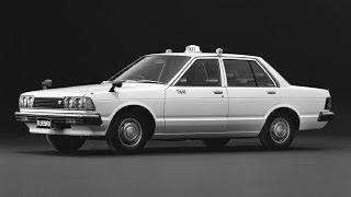 #306. Крутые автомобили - Nissan Bluebird