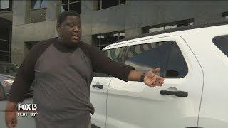 Man lifts car to save Florida Highway Patrol trooper