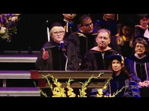 2018 UCLA Fielding School of Public Health Commencement Keynote Address: Ms. Carol Larson