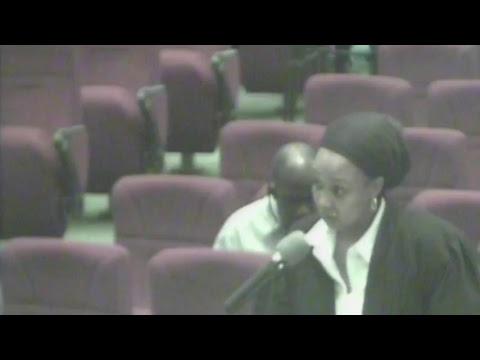 App. No. 013/2015 –Robert J. Penessis v. United Republic of Tanzania Part 5  - Live stream