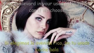 Lana Del Rey - Honeymoon (SUBTITULADO EN ESPAÑOL E INGLÉS)