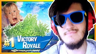 Helping my viewer get their first win in 1200 games - Fortnite Battle Royale Gameplay
