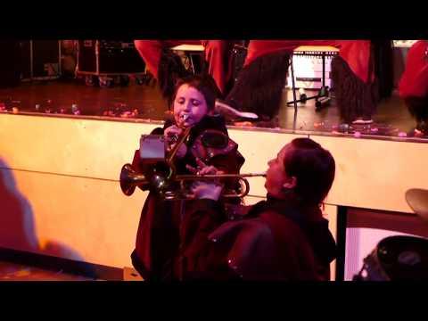 Guggenmusik Hohentwiel Burgteufel LIVE - Johnny B & Ausmarsch