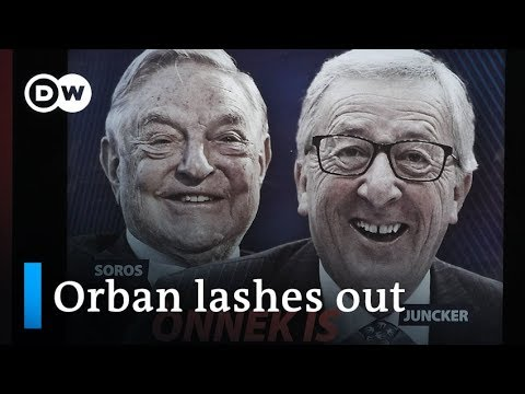 Hungarian PM Viktor Orban calls EPP critics 'useful idiots' | DW News