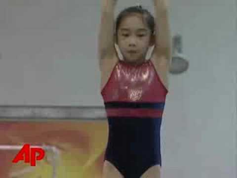 Olympics '08: Training China's Young Athletes