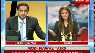 India vs Pakistan TV debate