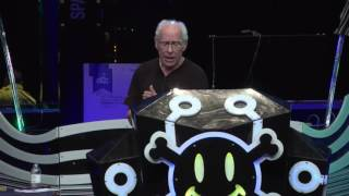 DEF CON 24 - Richard Thieme - Playing Through Pain: The Impact of Secrets and Dark Knowledge