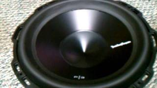 unboxing rockford fosgate p3 12 2011 model
