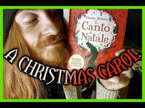 || Recensione  Il Canto di Natale di Charles Dickens ||