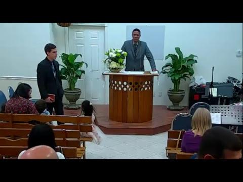 Culto de Sábado (2017-04-15) Maranatha (Pompano Beach, Florida)