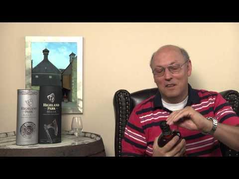 Whisky Verkostung: Highland Park Svein