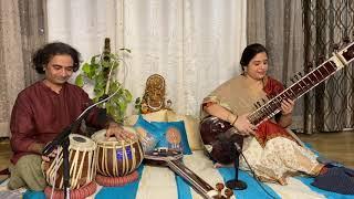 Raag Shankara: Jod and Gat | Anupama Bhagwat: Sitar