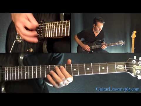 Metallica - Atlas, Rise! Guitar Lesson (Part 1)