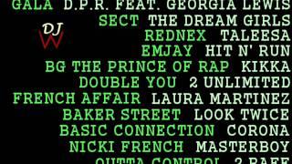 Best Of Eurodance 3 (Megamix)