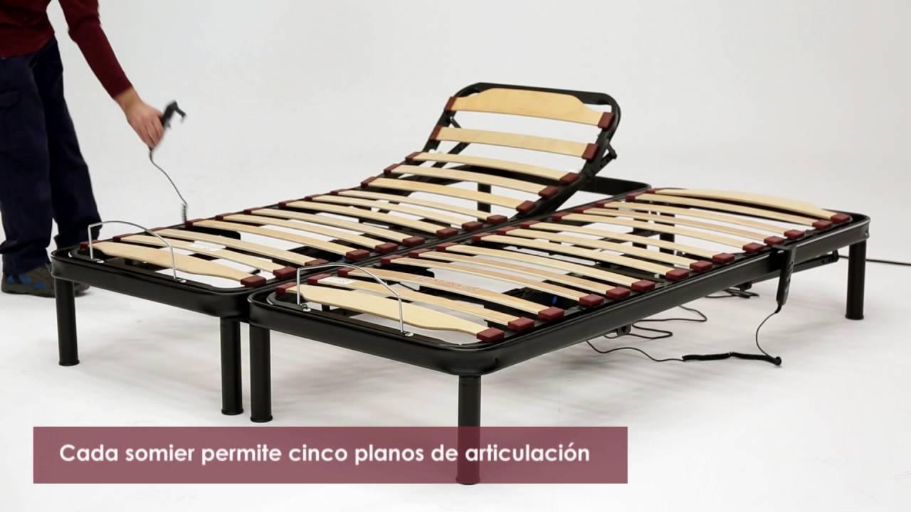 Famoso Somieres Eléctricos Ajustables Inspiración - Ideas para ...