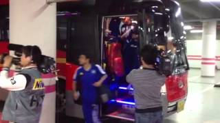Al Hilal Arrival: AFC Champions League (Round of 16) 2017 Video