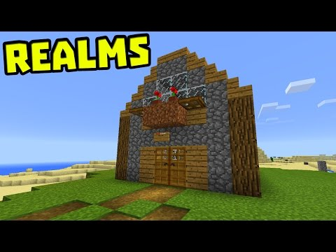 how to join minecraft realm
