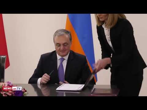 Министр иностранных дел Китая Ван Иин  в Ереване