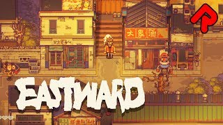 EASTWARD gameplay: Beautiful New RPG with Frying Pan Attack! (Eastward preview demo)