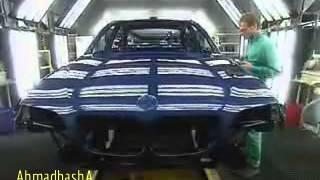 صناعة سيارة بى إم دبليو BMW